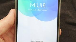 MIUI 8 | Прилетело обновление | Обзор нововведений MIUI 8(На Xiaomi Redmi Note 3 Pro прилетело обновление по воздуху до MIUI 8. Обновляемся... Небольшой обзор новых функций. 0:04..., 2016-09-06T12:20:02.000Z)