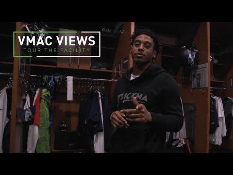 VMAC Views: Bradley McDougald's Locker