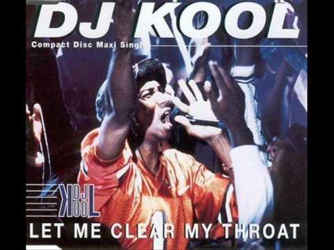 Dj Kool  Let me clear my throat Funkmaster Flex remix