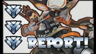 When You Pick Hanzo In Competitive   Feat. Salty Kids thumbnail