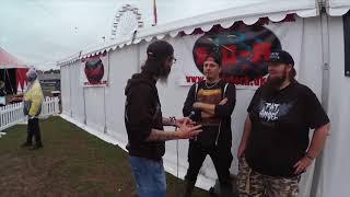 GBHBL Whiplash: Bloodstock 2018 Interviews: Obzidian