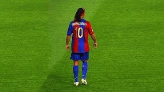 Ronaldinho ★ Impossible to Forget ★ Magic Tricks & Skills