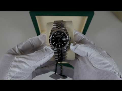 Review: Rolex Datejust 36 126234 (Baselworld Release)