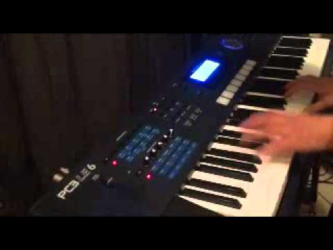 DX and FM synths, Ballad EP's , RMI and Pianet sounds on Kurzweil PC3