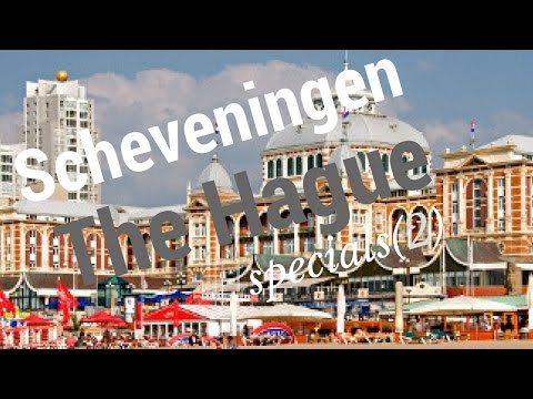 Scheveningen.. The Hague (Den Haag), The Netherlands (2/10) Seaside Resort Tour
