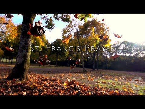 St. Francis Prayer HD