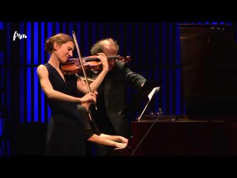 Maurice Ravel - Sonata no 1 in a - Maria Milstein & Hanna Shybayeva