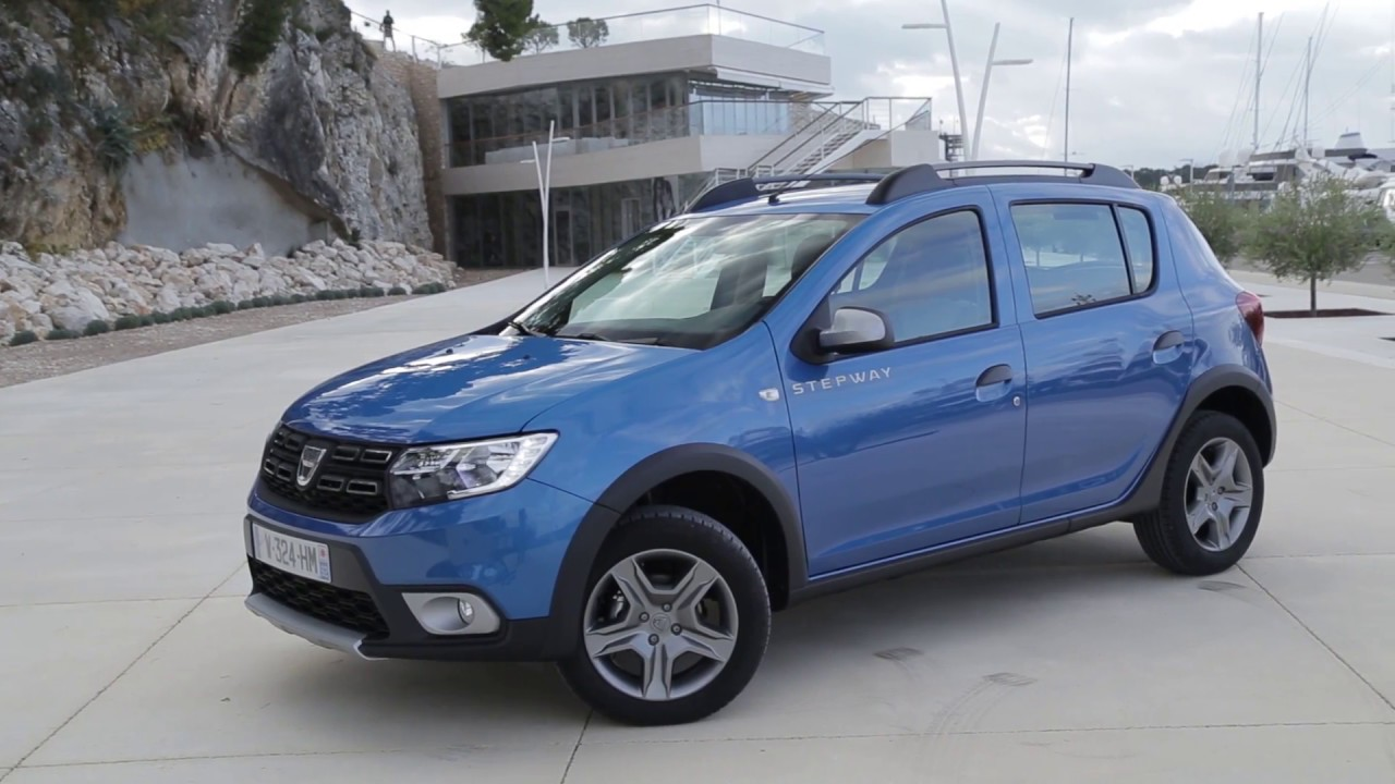 essai dacia sandero tce 90ch stepway youtube. Black Bedroom Furniture Sets. Home Design Ideas