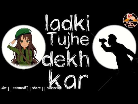 Chura Liya Hai Tumne Jo Dil Ko || song with lyrics || millind gaba rap song || whatsapp status video