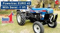 Powertrac Euro 42 Plus with Sensi- 1 technology