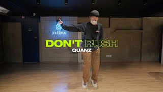 Baixar Young T & Bugsey - Don't Rush (Feat. Headie One) | Quanz Choreography