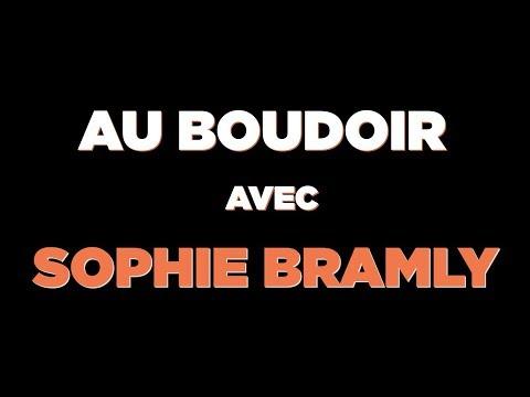 Au boudoir avec Sophie Bramly