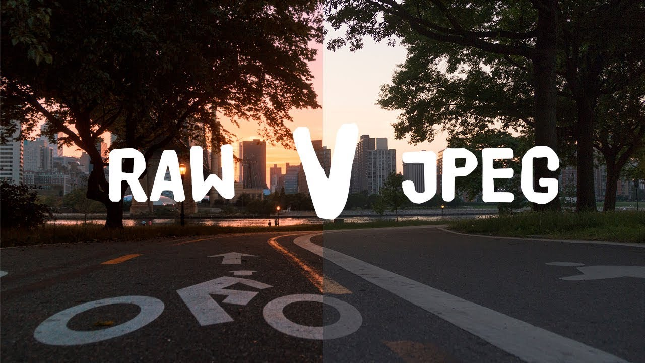 RAW vs JPEG | Photo editing hack! | Shoot in RAW! - YouTube