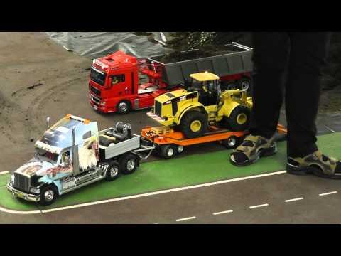 MODEL HOBBY 2012 (RC cars, trucks, trains, boats) – PVA Prague Letnany