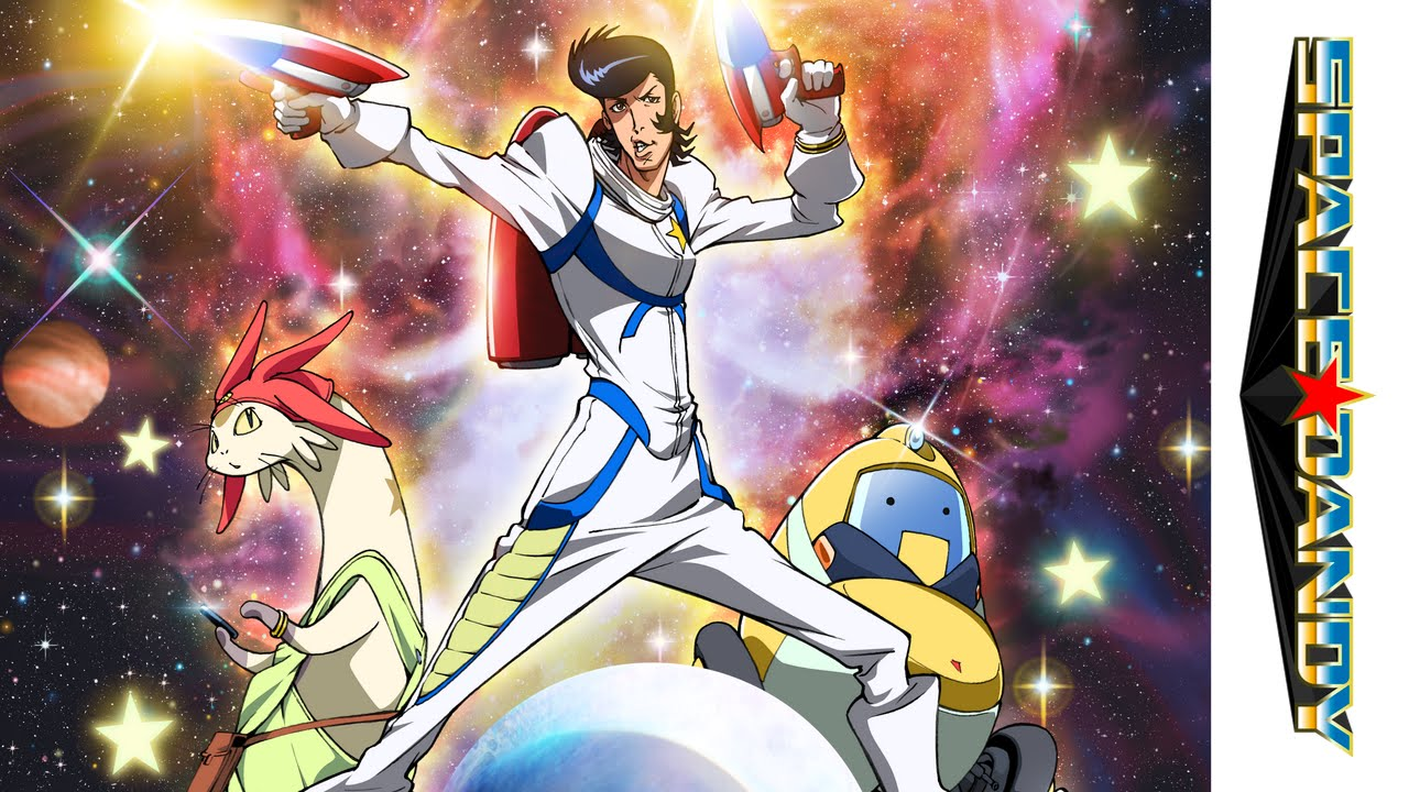 space dandy season one