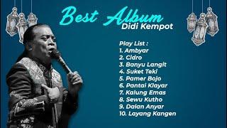 Download DIDI KEMPOT BEST ALBUM (TRIBUTE) 2020