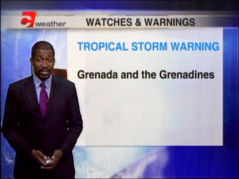 Caribbean Travel Weather  - Tuesday July 18th, 2017