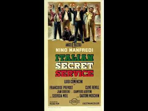 Italian Secret Service - Fiorenzo Carpi - 1967