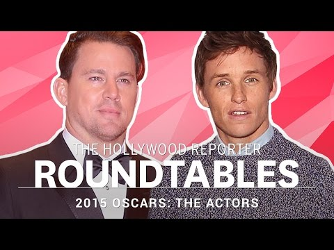 Benedict Cumberbatch, Channing Tatum & other Actors on THR
