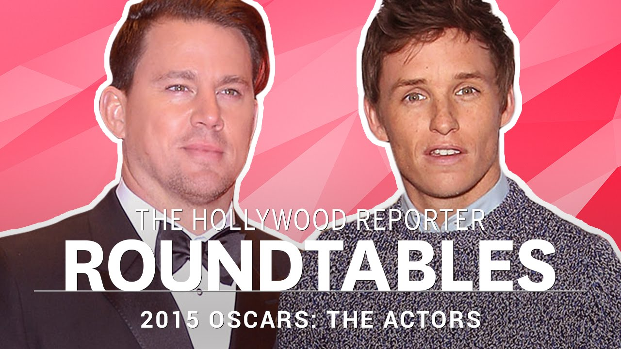 Actors Round Table Benedict Cumberbatch Channing Tatum Other Actors On Thrs
