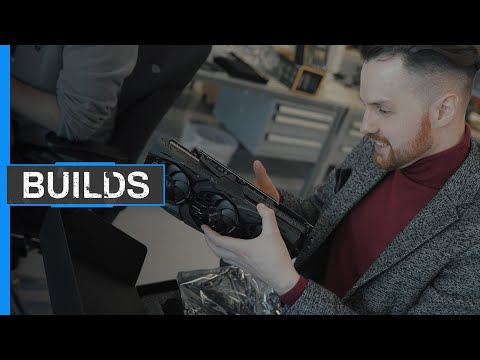 Vi bygger Komplett-PC med streamer thomasPASTE!