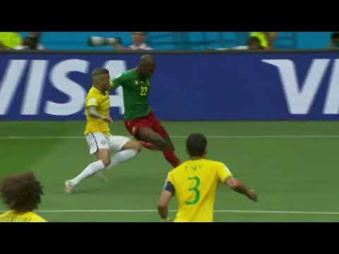 Match 33 - Group A - 🇨🇲 Cameroon 1 X 4 Brazil 🇧🇷
