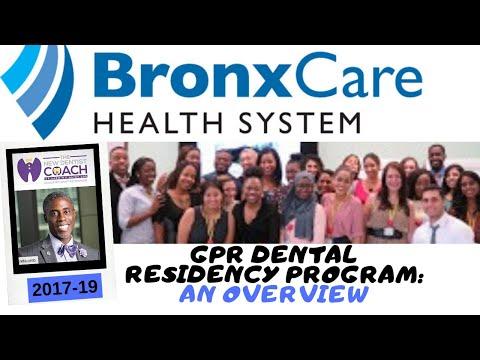 BronxCare GPR DENTAL RESIDENCY PROGRAM: An Overview | DrDarwin Hayes DDS | New Dentist Coach