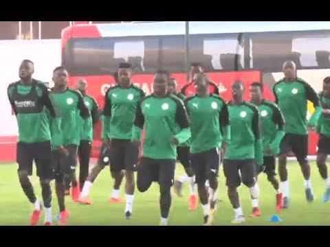 [LIVE] Suivez en direct l'entraînement de l'équipe nationale du Sénégal