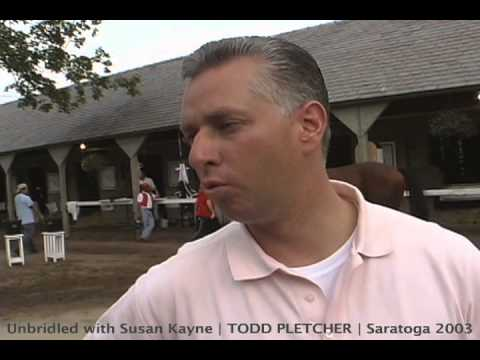 Todd Pletcher: Racehorse Selection Process