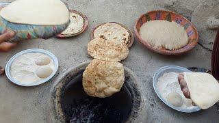 Old & Rural Punjab - Pakistan Village Natural Life