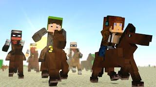 Minecraft: PROBLEMAS NO VELHO OESTE  !! - Aventuras Com Mods #15