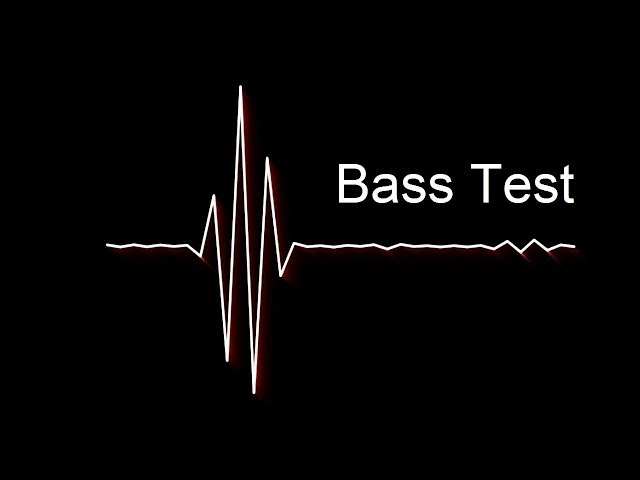 Orgasmic Vibration (Bass Test)