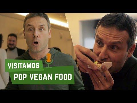 INAUGURAÇÃO DA POP VEGAN FOOD EM SÃO PAULO | Momento Veg