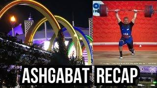Ashgabat World Championship Recap 2018