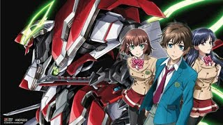 [AMV] Valvrave The Liberator Op [T.M.Revolution - Preserved Roses]
