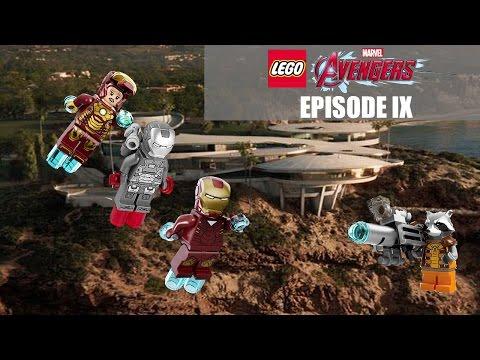 LEGO Avengers - 9 - POTATO GUN