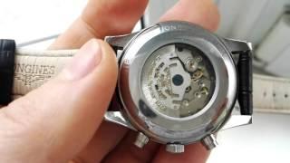 видео Купить копию часов Longines (Лонжин), реплики часов Longines