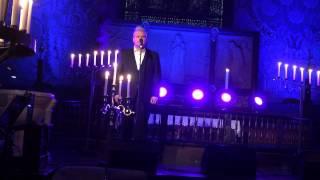 Rein Alexander sings Ave Maria by Kaldalons