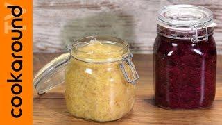 Preparazione Crauti - Sauerkraut / Ricetta crauti alla tedesca