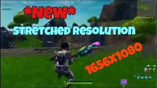 NEW! Fortnite How To Get Stretched Resolution In Season 10 (Best Stretched Resolution!)