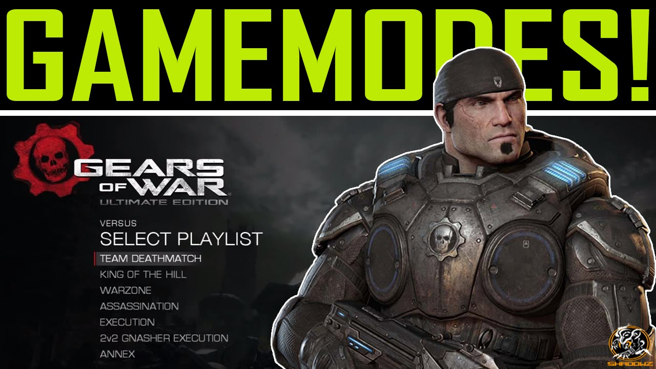 Gears of War: Ultimate Edition updated to allow all modes ...