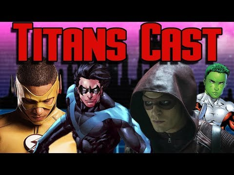 DC Titans TV Show NEW Casting Rumors | Arrowverse Crossover Debunked? Jason Todd Red Hood Confirmed?
