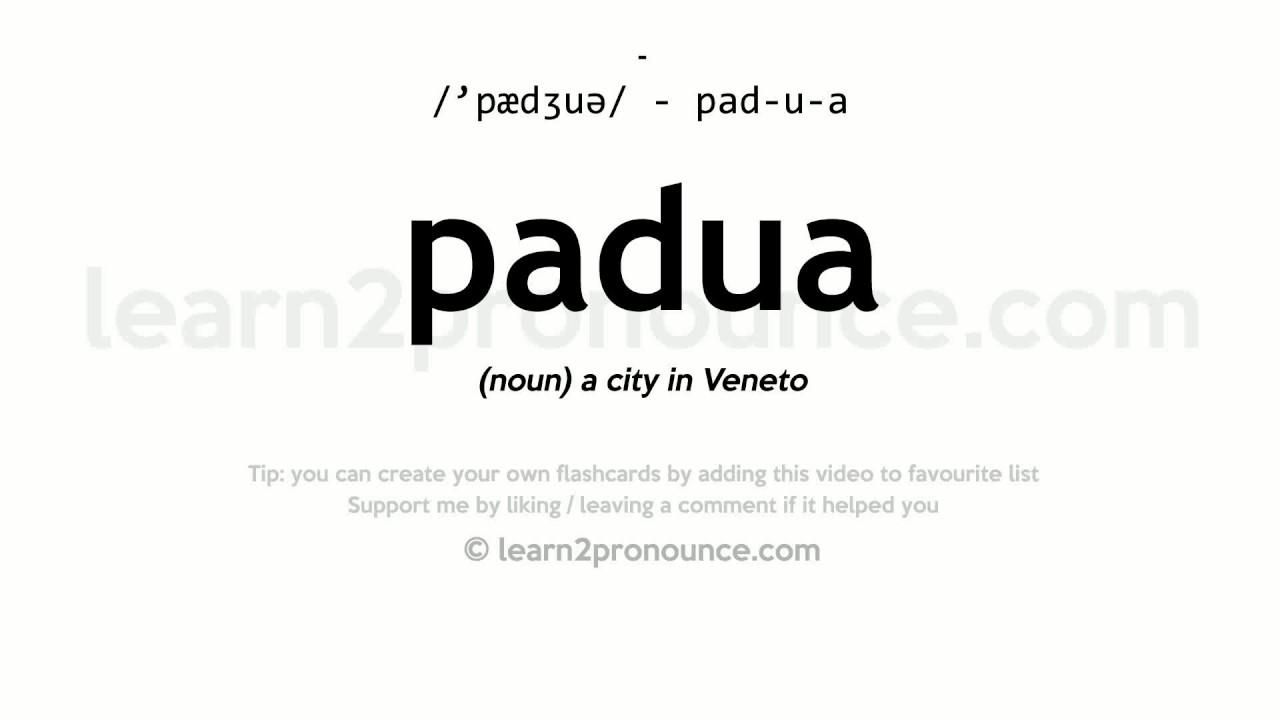 Bologna City Pronunciation