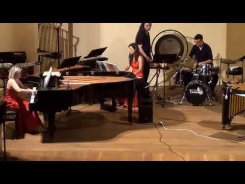 """Astor Piazzolla - """"Adiòs Nonino"""" Per 2 Pianoforti E Percussioni"""