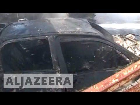 ISIL claims wave of deadly explosions in Syria