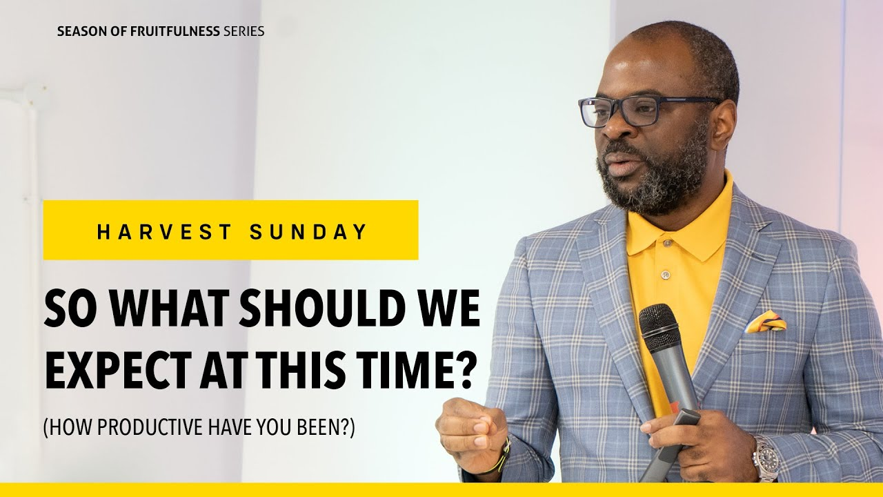 Download SO WHAT SHOULD WE  EXPECT AT THIS TIME?  Dr. Sola Fola-Alade   The Liberty Church London