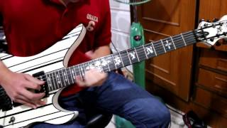 Avenged Sevenfold - Bat Country Guitar Cover By แม็ก ม.4