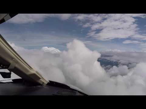 Aterrizaje en Toncontin, Honduras  MHTG