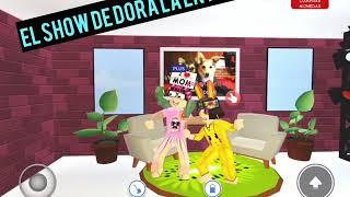 Show von dora interview-Dora ROBLOX (Enter)