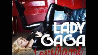 Lady GaGa - Love Game (Aude/DiSante Radio Edit)